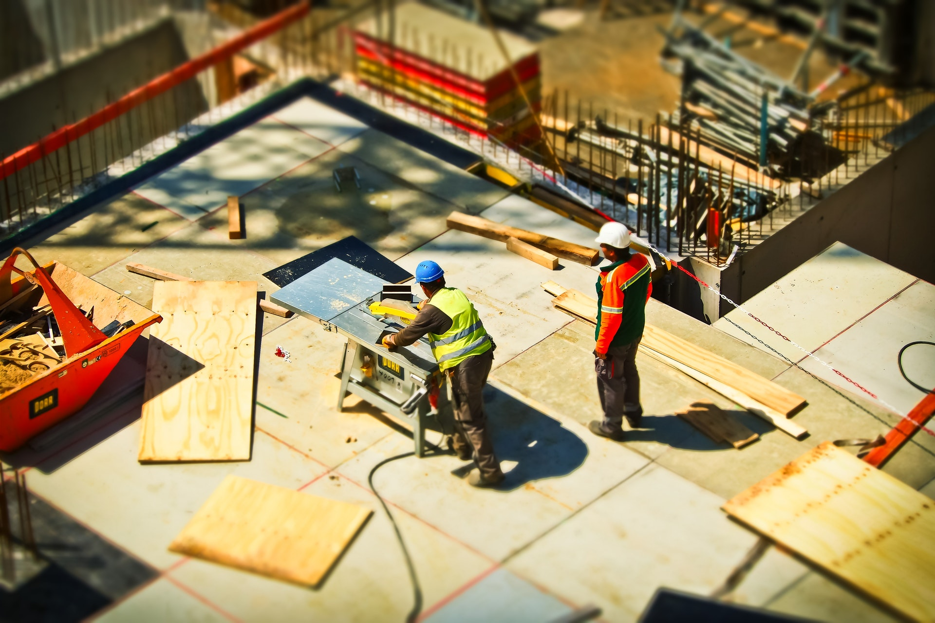 Building Construction Safety
