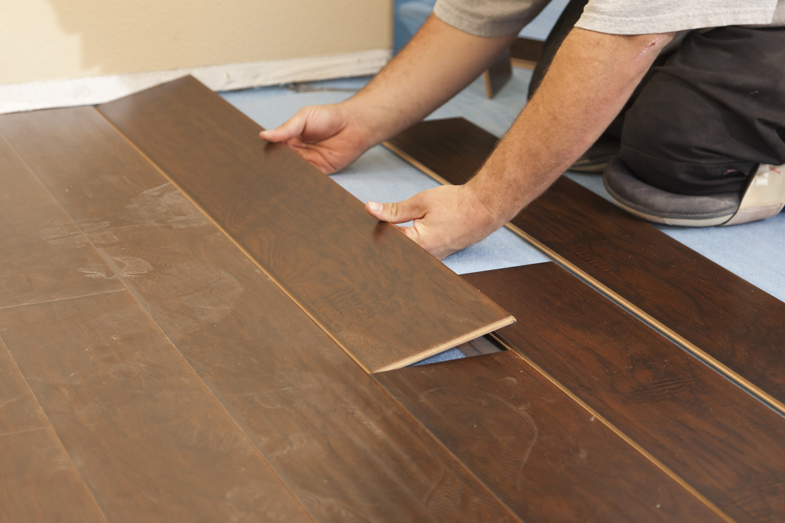 A Guide To Installing Solid Hardwood Flooring